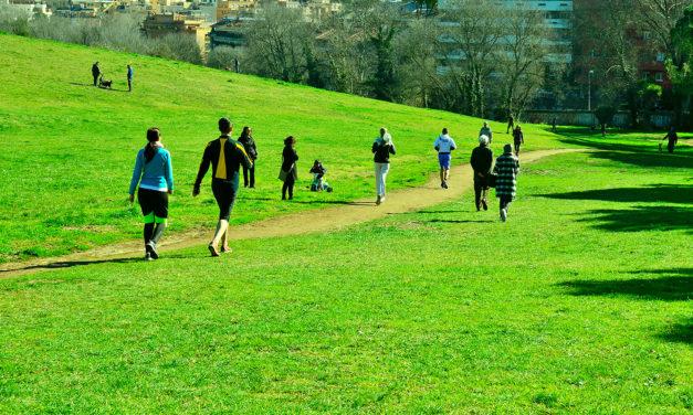 Città per camminare e della salute