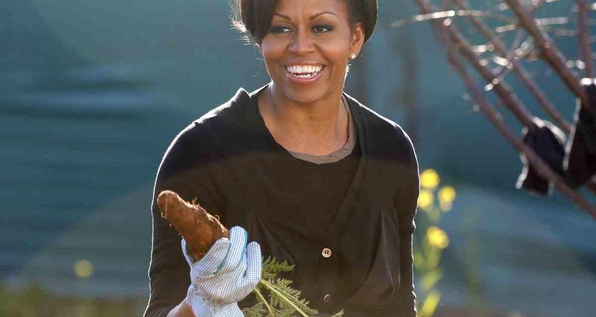 Da Eleanor Roosevelt a Michelle Obama i cambiamenti partono da un minuscolo seme