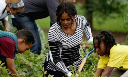 Discorso Conclusivo di Michelle Obama alla White House Kitchen garden il 5 Ottobre 2016