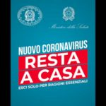Indicazioni Nuovo Coronavirus #iorestoacasa