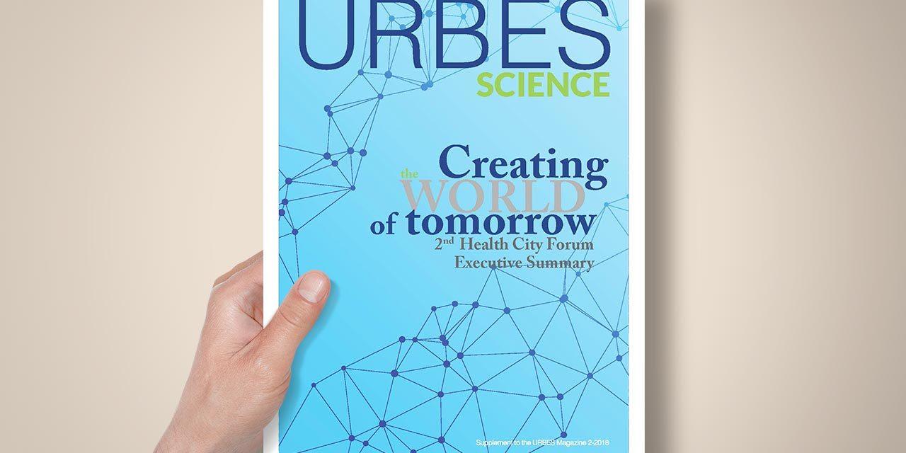Urbes Science Gennaio 2019