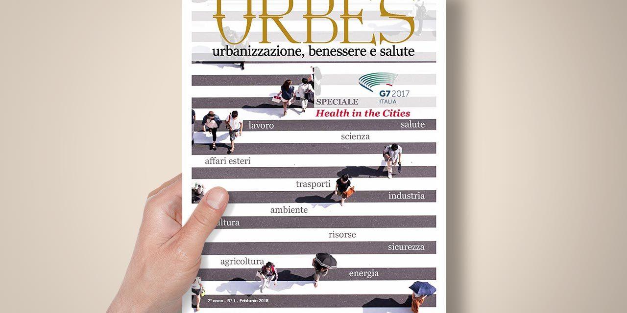 Urbes Magazine Febbraio 2018
