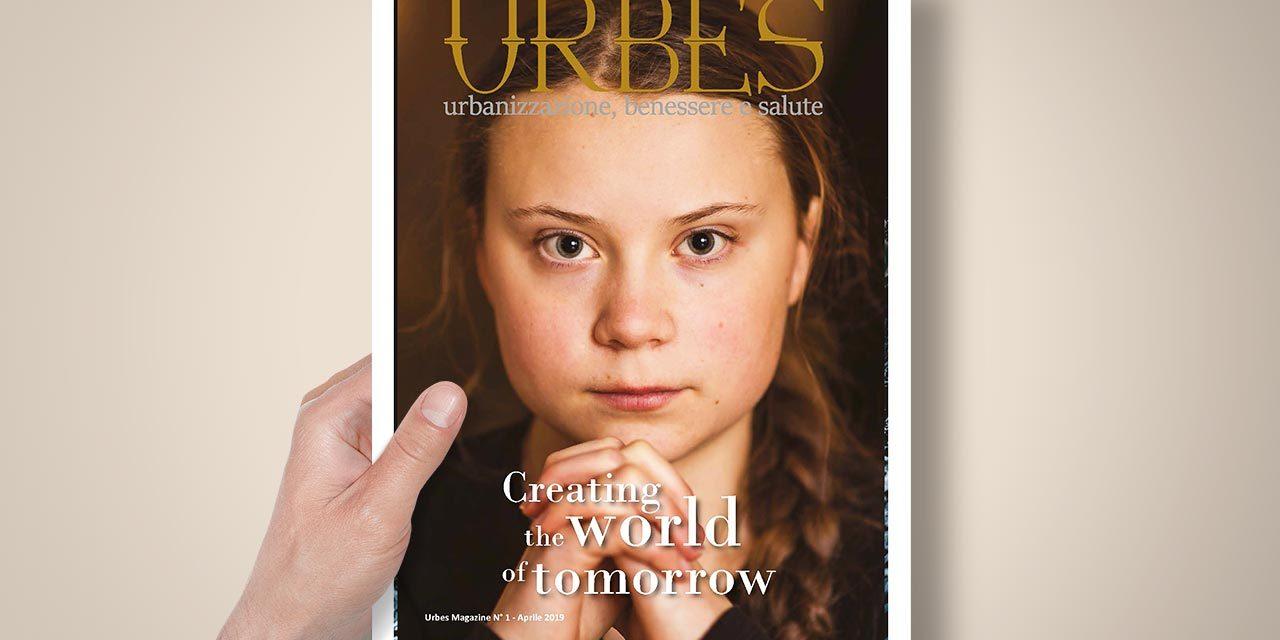 Urbes Magazine Maggio 2019